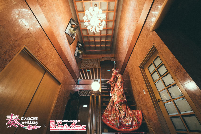 京都古民家ウェディング1